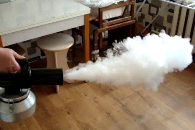 Уничтожение запахов