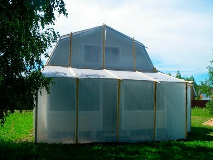 фумигация деревянного дома